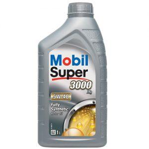 MOBIL SUPER 3000 X1 5W40 / 1L