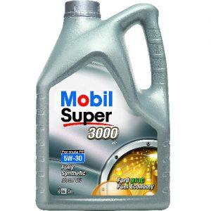 MOBIL SUPER 3000 XE 5W-30 / 5L