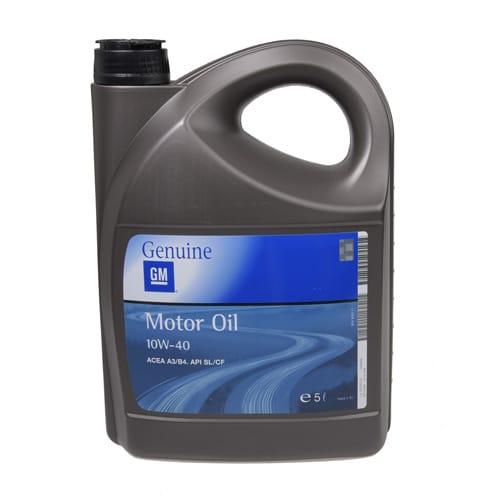 GM OPEL 10W40 / 5L