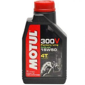 MOTUL 4T 15W50 FL R.R 1L 300V