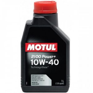 MOTUL POWER PLUS 10W-40 2100 / 1L