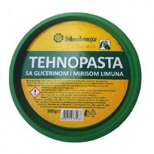 PASTA ZA PRANJE GLICERINTEHNOPASTA 0.5 KG