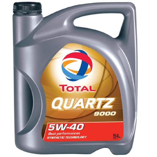 TOTAL QUARTZ 9000 5W40 / 5L