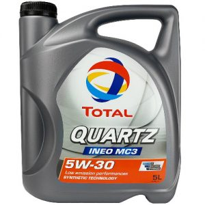 TOTAL QUARTZ INEO MC3 5W30 / 5L