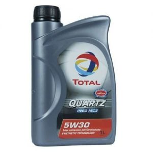 TOTAL QUARTZ INEO MC3 5W30 / 1L