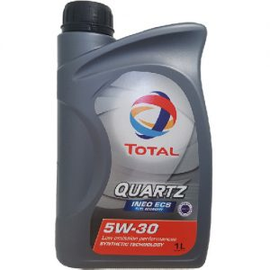 TOTAL QUARTZ INEO ECS 5W30 / 1L