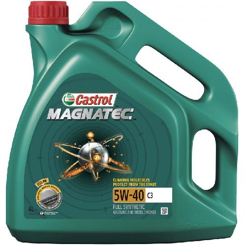 CASTROL MAGNATEC C3 5W40/4L