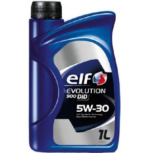 ELF EVOLUTION 900 DID 5W30/1L EXCELLIUM DID / 1L