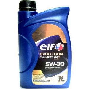 ELF EVOLUTION FULL-TECH FE solaris 5W30 / 1L