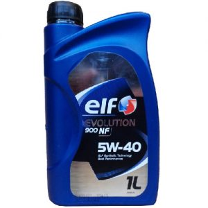 ELF EVOLUTION 900NF (EXCELLIUM) 5W40 / 1L