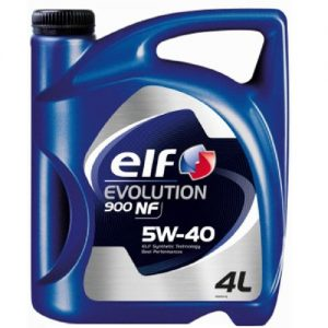 ELF EVOLUTION 900NF (EXCELLIUM) 5W40 / 4L