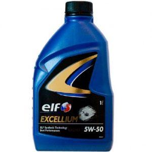 ELF EXCELLIUM 5W50 1L