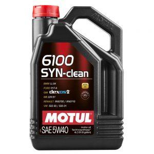 ULJE-MOTUL-6100-SYN-CLEAN-5W40-C3-4L-16159